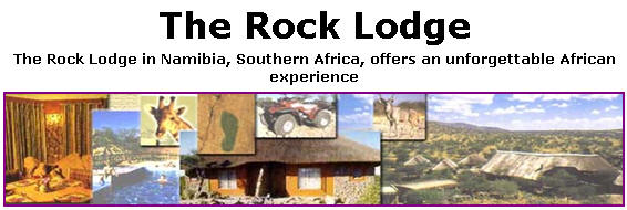 The Rock Lodge